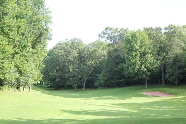 View of a fairway at Tanglewood Greens
