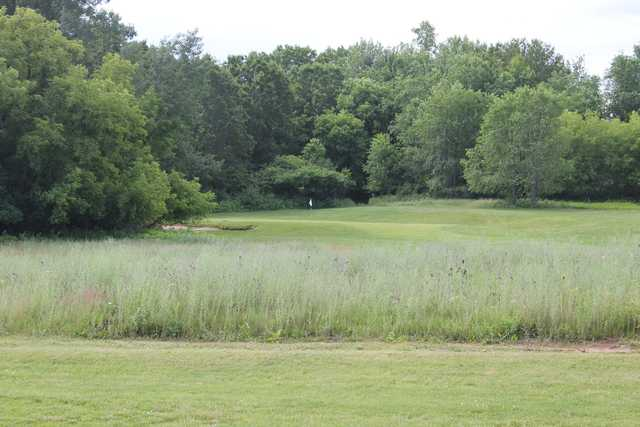 View of a green at Tanglewood Greens