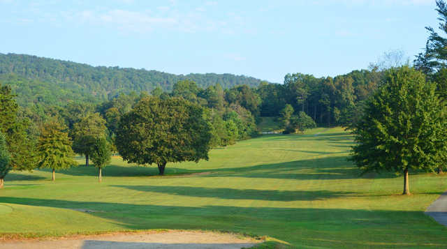 A view from Emory Golf & Country Club