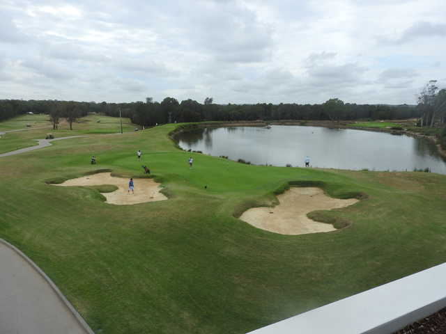 View of a green at Brighton Lakes Recreation & Golf Club