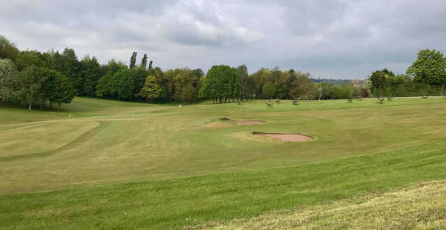 View of a green at Rutland Sports Park - Pewit Golf Course