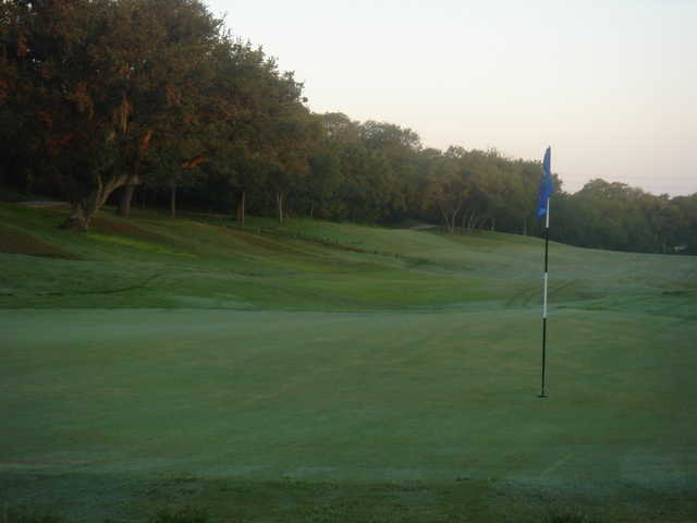 A view of hole #2 at Olympia Hills Golf Course.