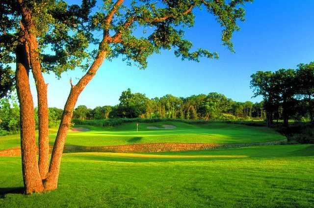 A view from Texas Star Golf Course