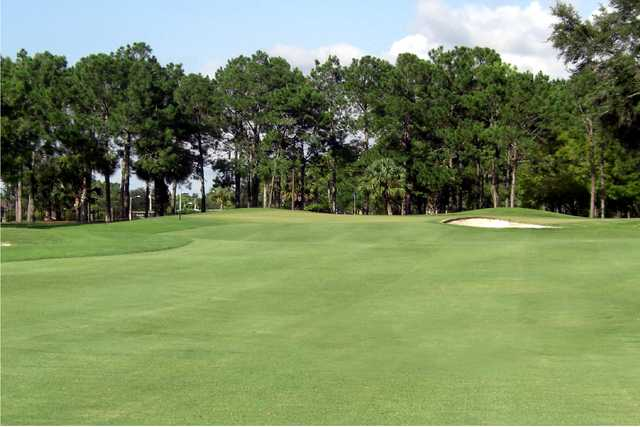 View from #17 at Timber Greens Country Club