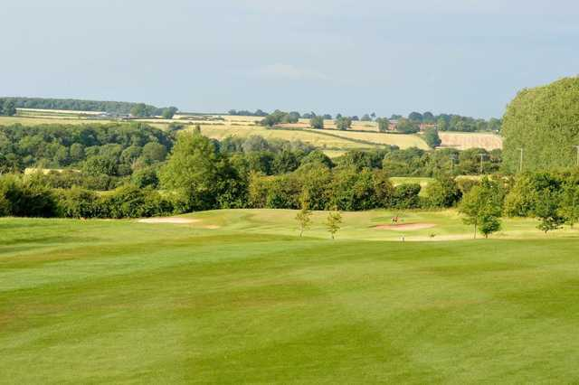 A view from Norwood Park Golf Centre.