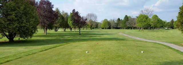 View from Maple Ridge Golf Club