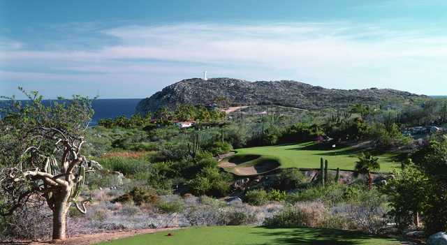 A view from the 13th red tee at The Cove Club.