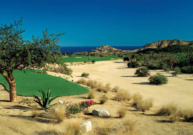 A view of a hole at One&Only Palmilla Golf Club.