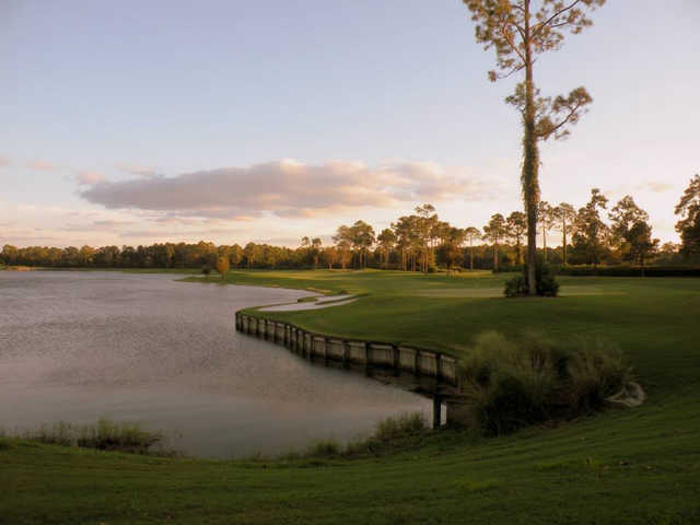 A view of a hole at Glen Kernan Golf & Country Club.