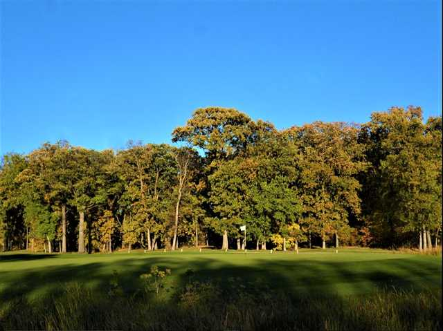 View of the 6th hole at Bridges Golf Course