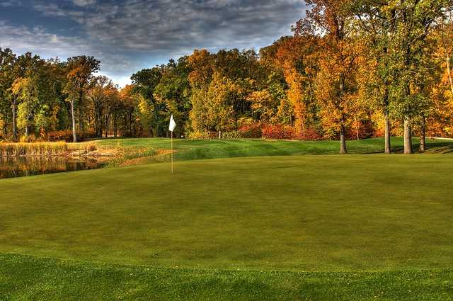 View of the 7th hole at Bridges Golf Course