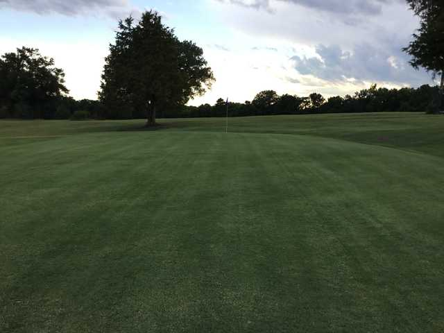 A view from Rolling S Golf Club