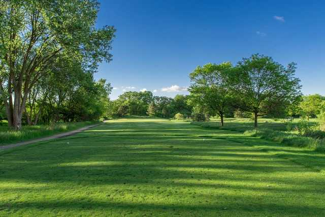 A view from the 2nd tee at Valley Course from Boone Creek Golf Club (Miranda Photography).