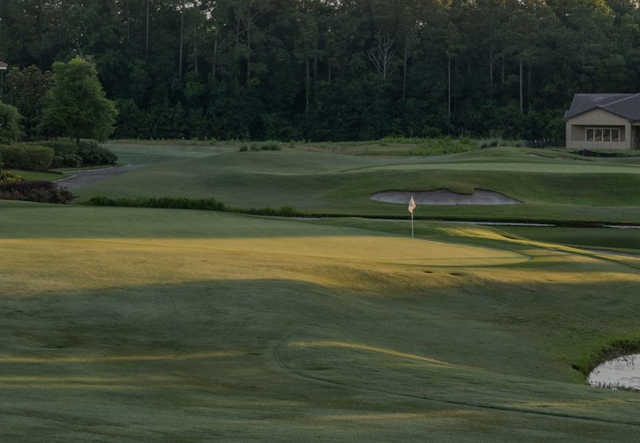 A view of a hole at Grande Dunes Member Course.