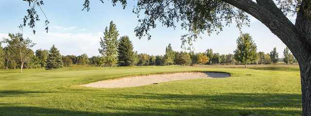 A view from Boulder Ridge Golf Club