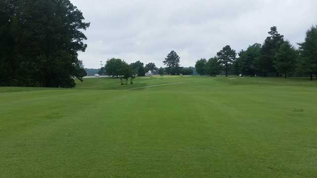 A view from a fairway at Hawthorne Country Club (Brandon Burch).