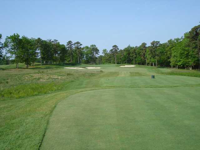 A view from tee #8 at Ballamor Golf Club.