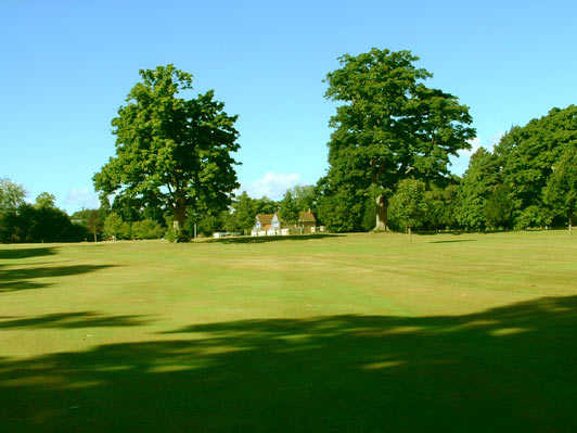 Newbattle Golf Club - Hole #18