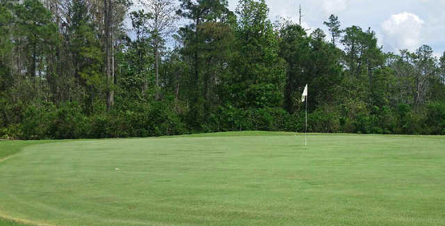 A view of a hole at Stoneybrook East Golf Course.
