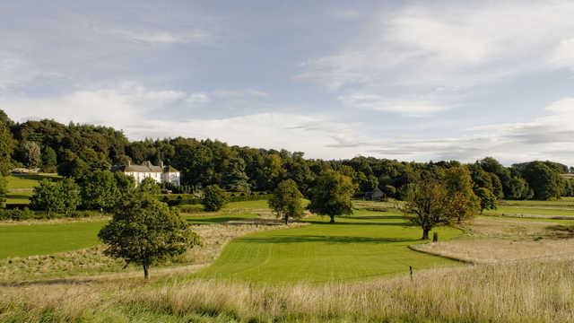 A view from Kingarrock Golf Course