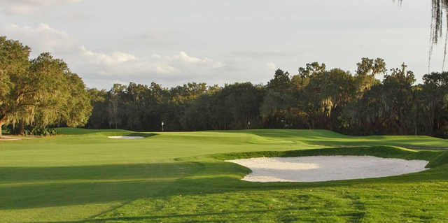 A view of a hole from Country Club of Winter Haven.