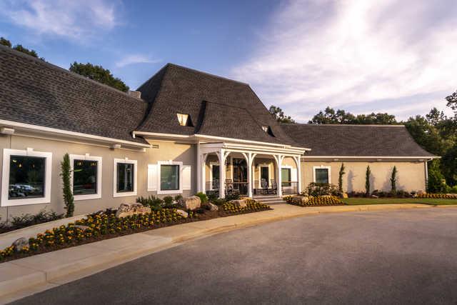 A view from Chateau Elan Golf Club