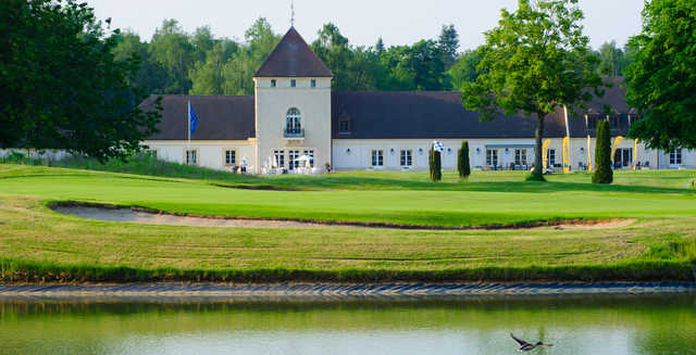 A view from Apremont Golf & Country Club