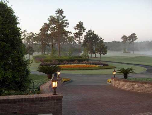 A view from Glen Kernan Golf & Country Club