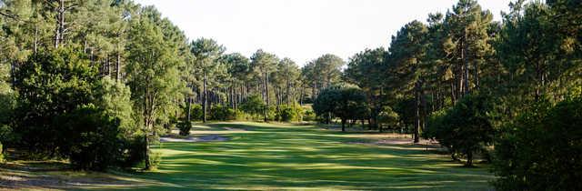 A view from Lacanau Golf Club