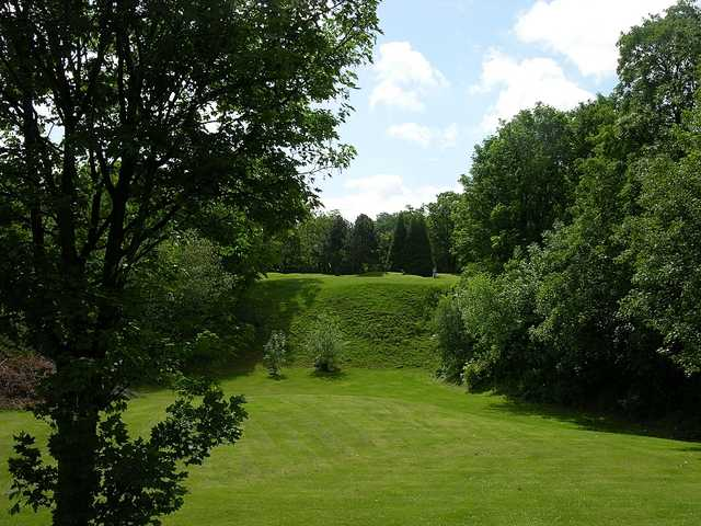 A view from Rosny sous Bois Golf Course