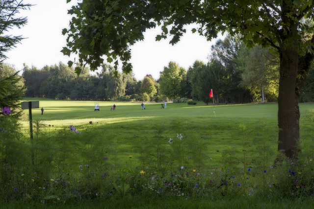 A view from Foret Verte Golf Club