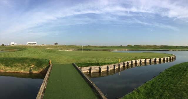 View from Metz-Technopole Golf Club.
