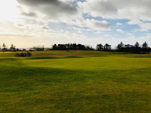 A view from Charleton Golf Club
