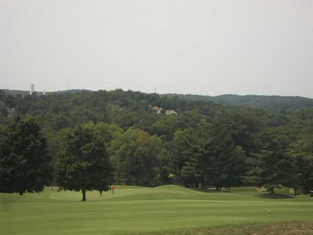 View from Oak Valley Golf Course & Resort