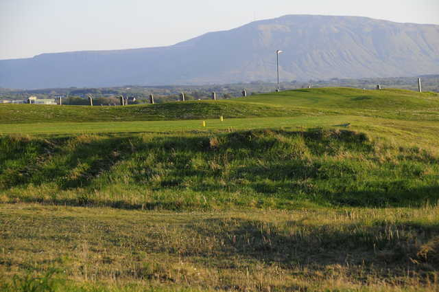 A view from Bundoran Golf Club