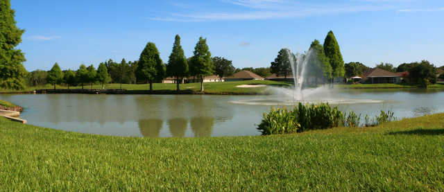 A view from Lexington Oaks Golf Club