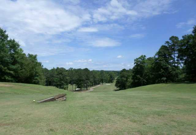 View from Montevallo Golf Club