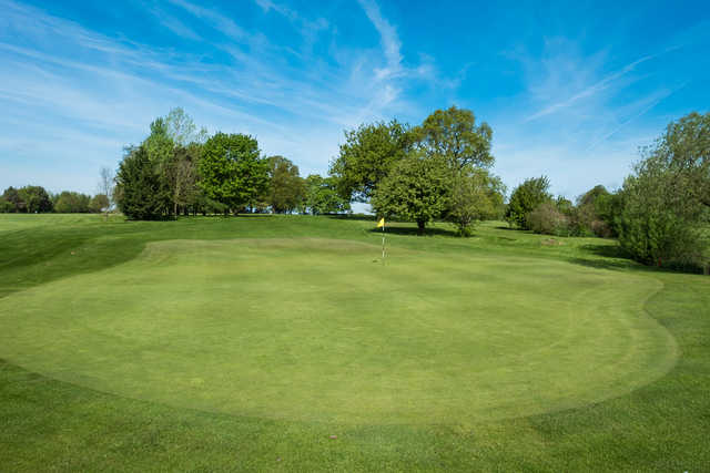 View from Hainsworth Park Golf Club