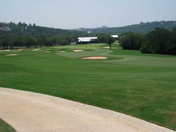 A view from fairway #16 at La Cantera Resort - The Resort Course
