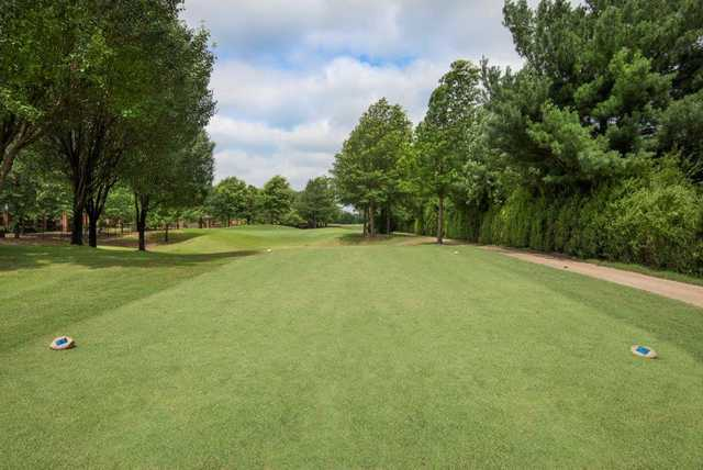A view from Links at Bentonville Golf & Athletic Club
