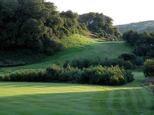 Glencruitten Golf Club - Hole #3