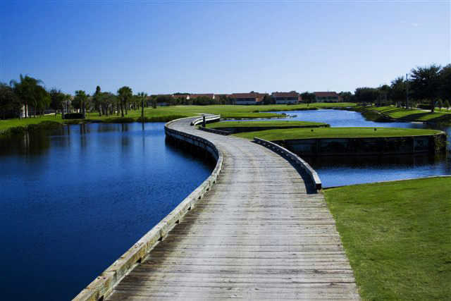 A view from The Preserve Golf Club