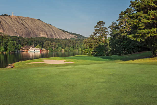 Lakemont at Stone Mountain: View from #1