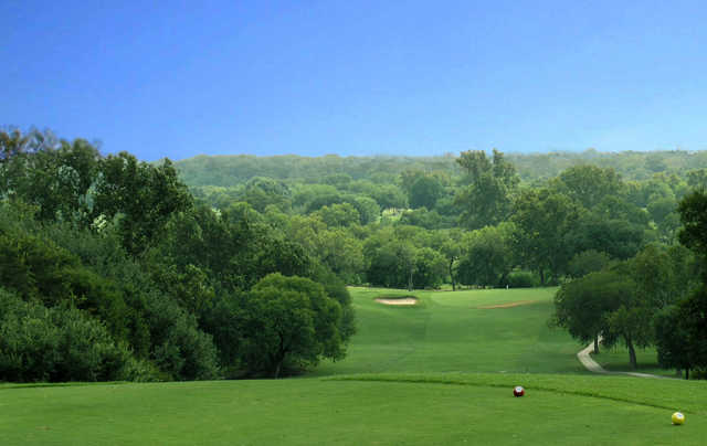A view from Gateway Hills Golf Course