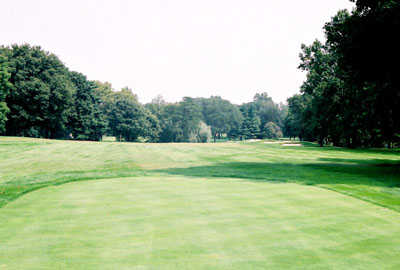 A view from tee #16 at Scioto Country Club