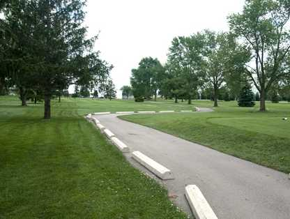 A view from Eagle Eye Golf Course