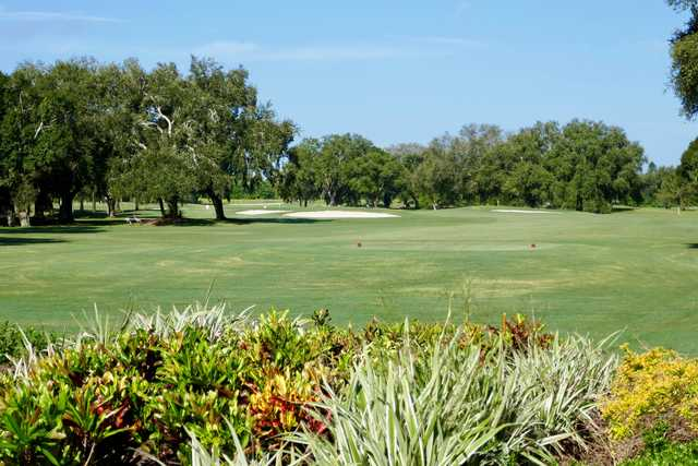 View of a tee at Jacaranda West Country Club