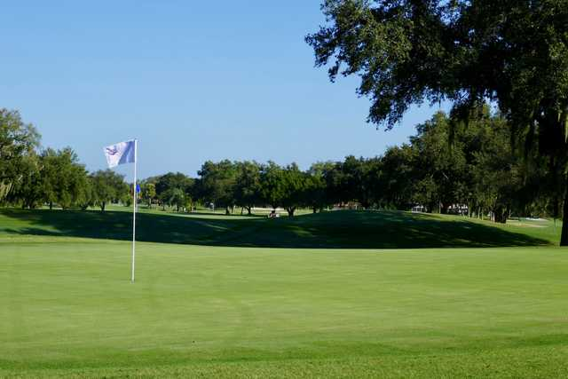 View of a green at Jacaranda West Country Club