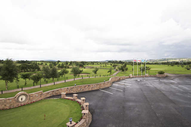 A view from Oak Royal Golf & Country Club