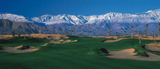 A view of hole #8 at Shadow Ridge Golf Club.